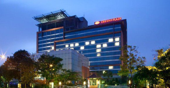 Crowne Plaza Bangalore